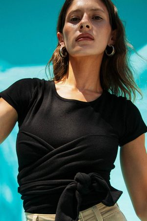 The Line By K The Jeanne Top in