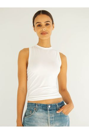 The Line By K The Faelan Tank in Off
