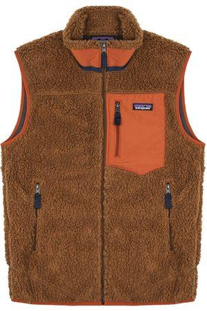 Patagonia Classic Retro-X Fleece Vest Bear