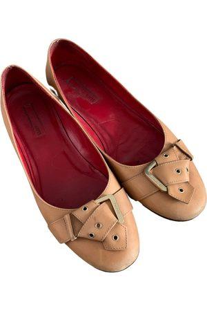 Cesare Paciotti Women Ballerinas - Leather ballet flats