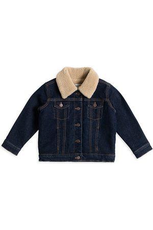 Miles the Label Little Girl's & Girl's Miles Playwear Autumn Denim Jacket