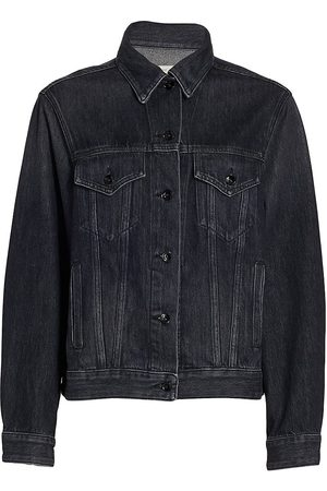 RAG&BONE Broken Denim Jacket