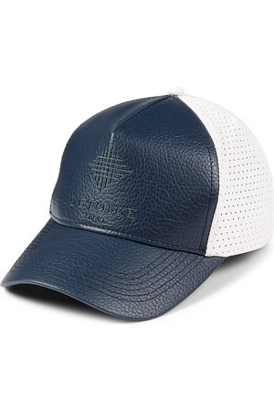 L'Etoile Sport Perforated Faux Leather Cap