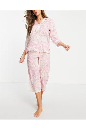 Lauren by Ralph Lauren Women Pajamas - Pajama set in pattern