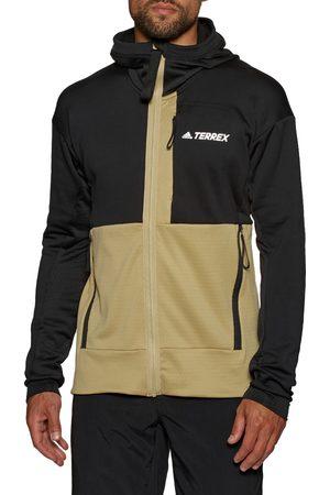 adidas Tech Flooce Hooded Hiking s Fleece