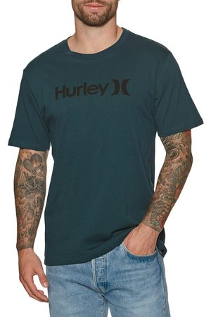 Hurley Everyday Washed Seasonal One and Only Solid s Short Sleeve T-Shirt - Armory Navy
