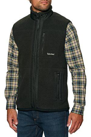 Timberland Mix Media Sherpa Fleece Vest s Fleece