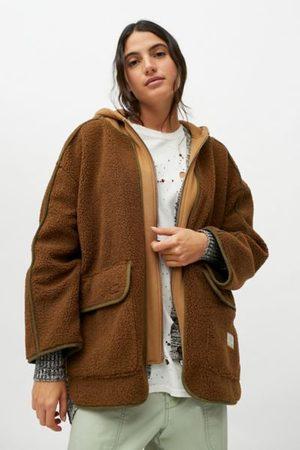 BDG Women Jackets - Wendie Sherpa Liner Jacket