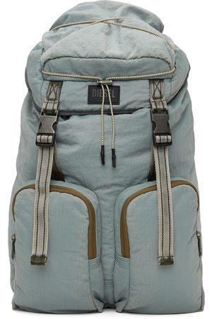 Diesel Men Luggage - Satin Thai Backpack