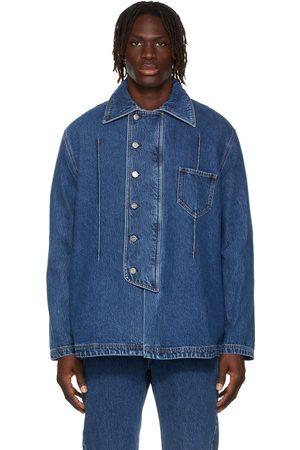 Namacheko Blue Manni Denim Shirt