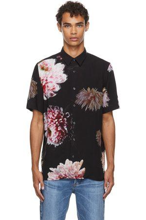 HUGO BOSS Black Ebor Graphic Shirt