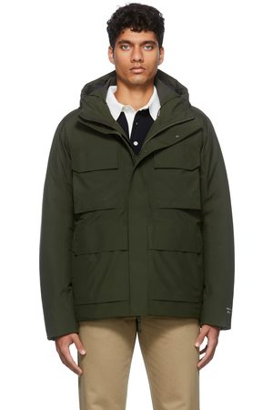 Norse projects Green Nunk Down Jacket