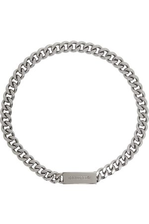 Dsquared2 Silver Logo Necklace