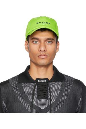 Botter Green Paris Fold Cap