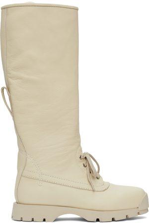Jil Sander Men Lace-up Boots - Lace-Up Elba Boots