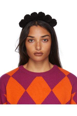 pushBUTTON Women Headbands - Pompom Headband