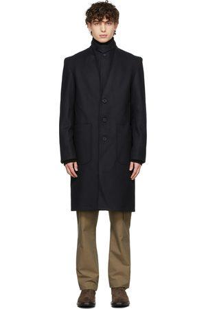 OFFICINE GENERALE Wool Diego Coat
