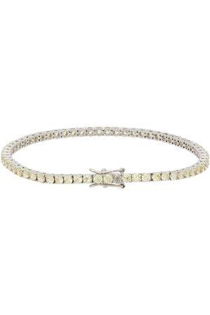 Hatton Labs SSENSE Exclusive Silver & Tennis Bracelet