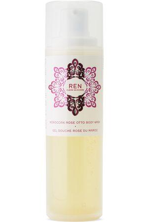 Ren Clean Skincare Moroccan Rose Otto Body Wash, 200 mL