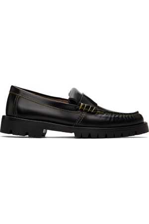 Rhude Men Loafers - Contrast Sitch Lug Loafers