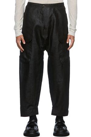 JAN JAN VAN ESSCHE Brown #64 Trousers