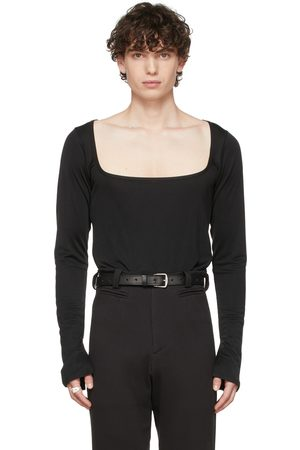 ARTURO OBEGERO SSENSE Exclusive Silk Querelle T-Shirt