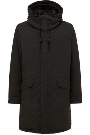 Aspesi Nylon Parka Coat