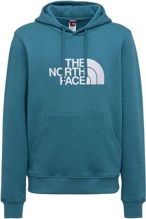 The North Face Logo Cotton Sweatshirt Hoodie