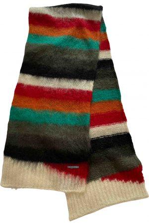 Moncler Genius Moncler n°7 Fragment Hiroshi Fujiwara wool scarf & pocket square