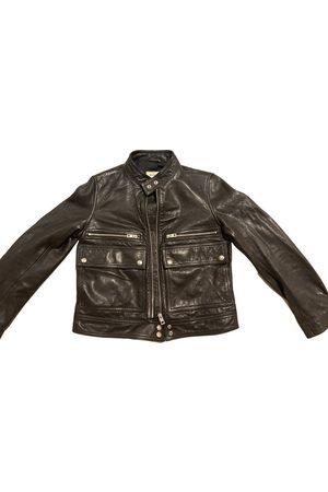 Zadig & Voltaire Leather biker jacket