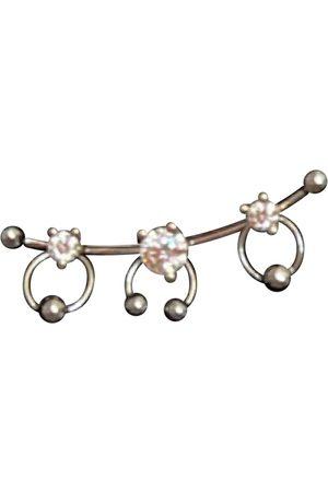 DELFINA DELETTREZ Women Earrings - Gold earrings