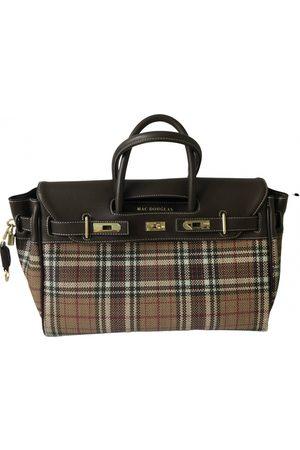 Mac Douglas Leather handbag