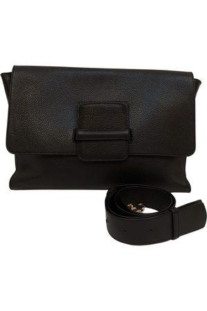 LIVIANA CONTI Leather crossbody bag