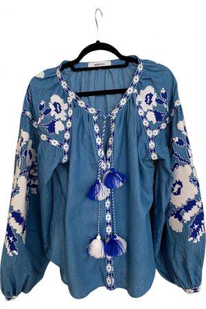 MARCH II Linen blouse