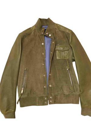 Dsquared2 Men Leather Jackets - Leather jacket
