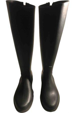 Sisley Wellington boots
