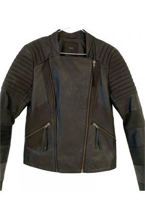 YAS Leather jacket