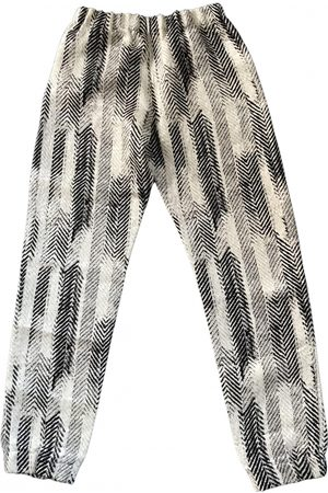 La Perla Women Pants - Wool harem
