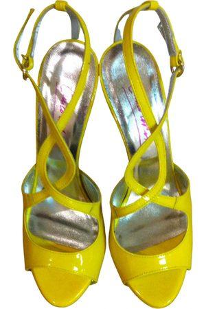 Enrico coveri Leather sandals