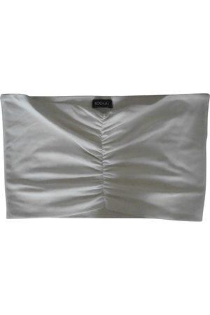 Kookai Glitter corset