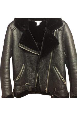 H&M Vegan leather jacket