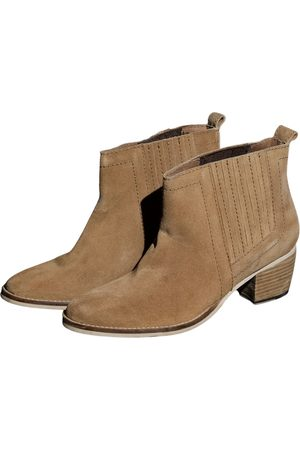 Tigerlily Leather ankle boots