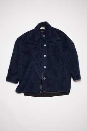 Acne Studios Women Jackets - FN-WN-OUTW000584 Oversized shirt jacket