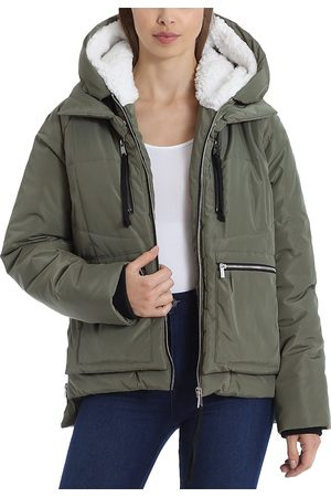 BAGATELLE Hooded Mini Utility Puffer Coat (65% off) - Comparable value $199