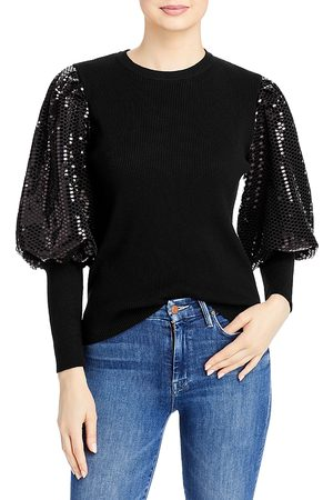 Sioni Mixed Media Sweater (66% off) Comparable value $118