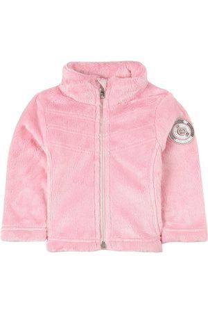 Poivre Blanc Kids - Furry Full Zip Fleece - 18 months - - Fleece jackets