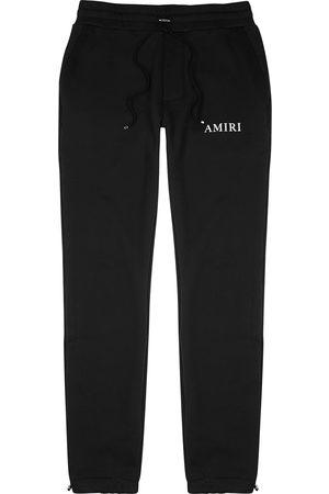 AMIRI Men Sports Pants - Printed cotton sweatpants