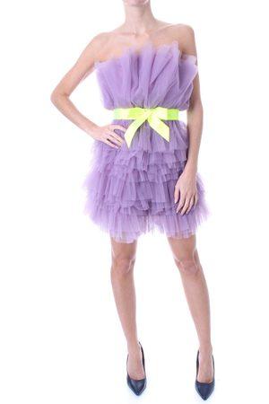 TEENIDOL Dress Women Violet poliammide