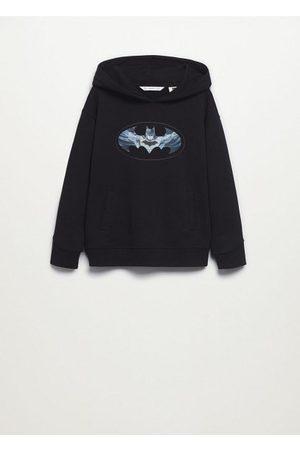 MANGO Superhero sweatshirt