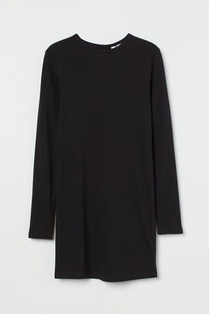 H&M Women Bodycon Dresses - Fitted Jersey Dress